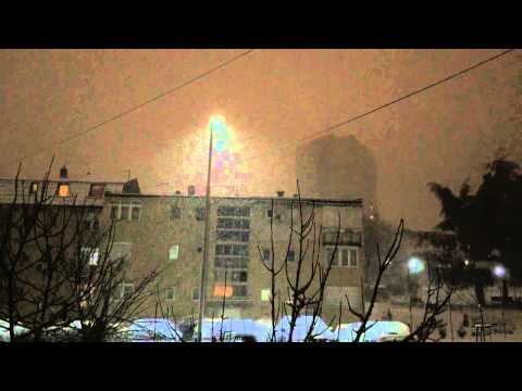 Prishtina Snowing - Music (Farewell To Peace)