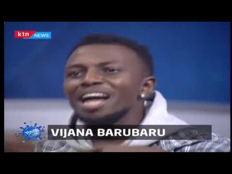 One on One with Vijana Barubaru | #YouthCafe
