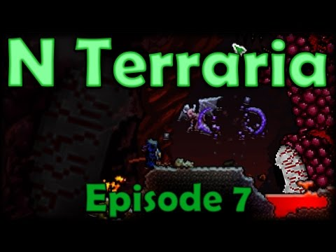 N Terraria Mod - Episode 7 - Stoned Guide and Crazy Scientists
