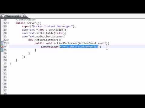 intermediate-java-tutorial---39---gui-for-bucky-instant-messenger
