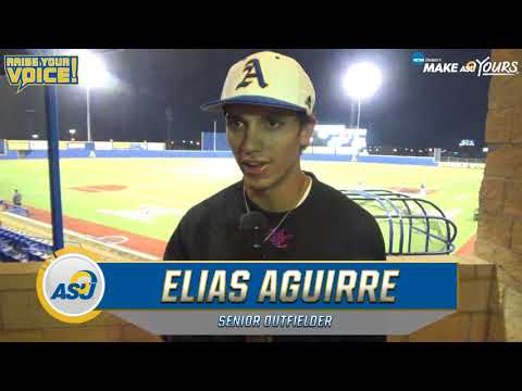 Angelo State Baseball - Eastern New Mexico Highlights and Reactions