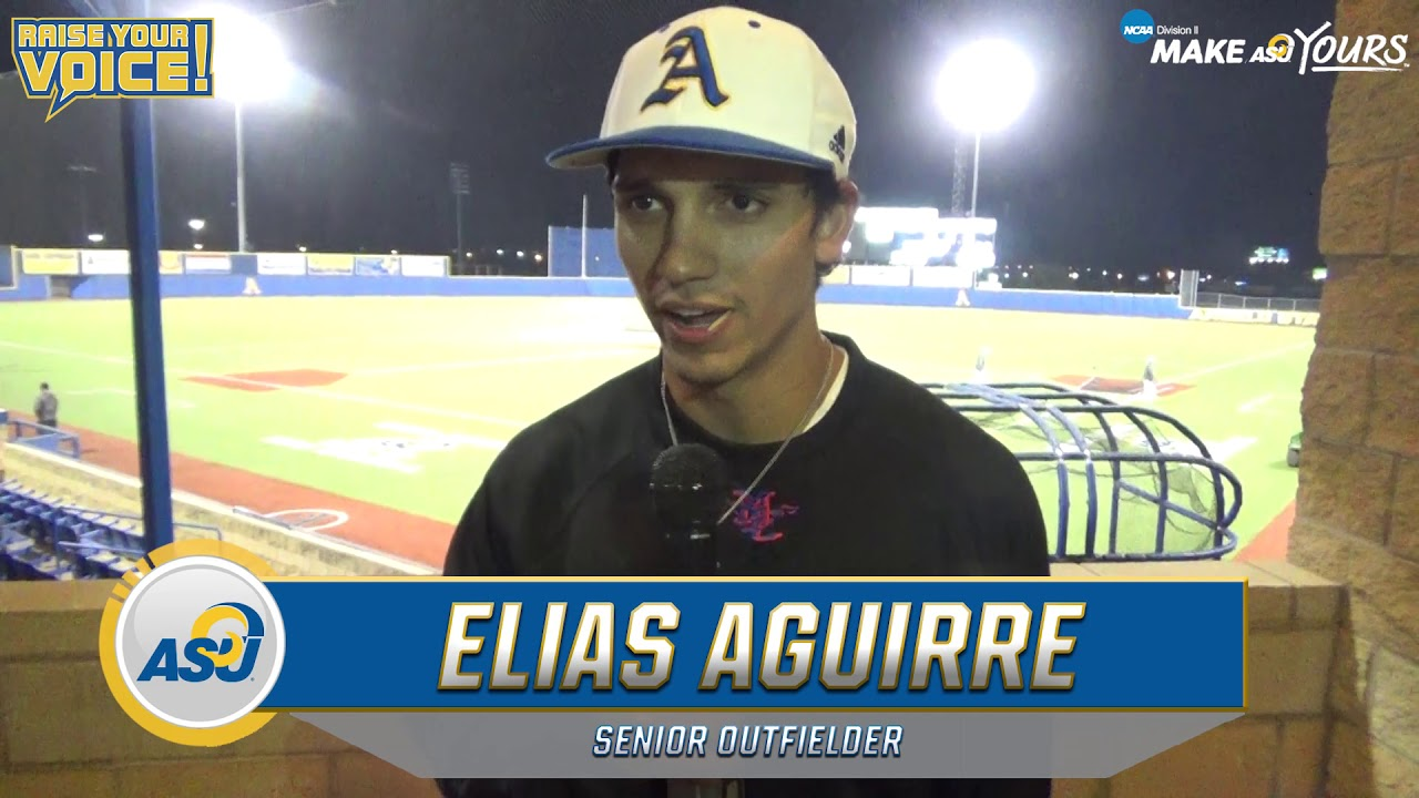Angelo State Baseball Eastern New Mexico Highlights And Reactions