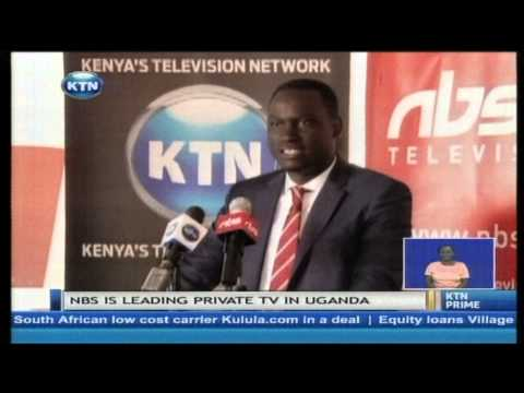 KTN signs deal with Ugandan TV station which involves content exchange