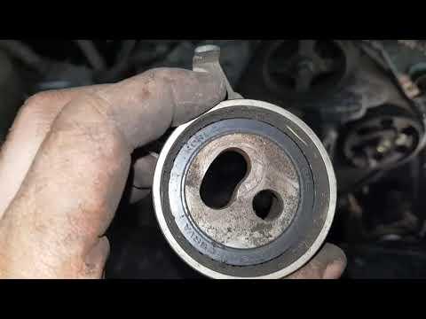 Киа спортейдж 1 замена ремня грм 2.0 литра турбодизель