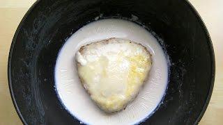 Japanese milk risotto recipe