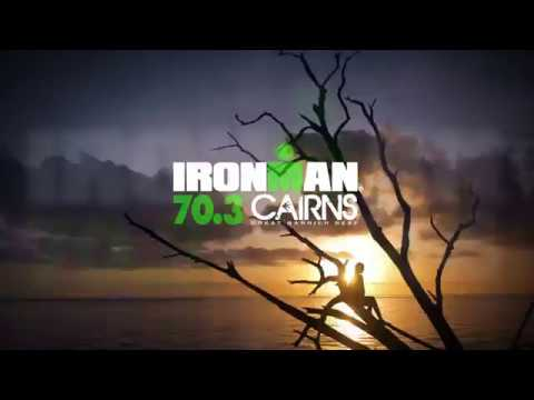 Race in Paradise || 2018 IRONMAN 70.3 Cairns