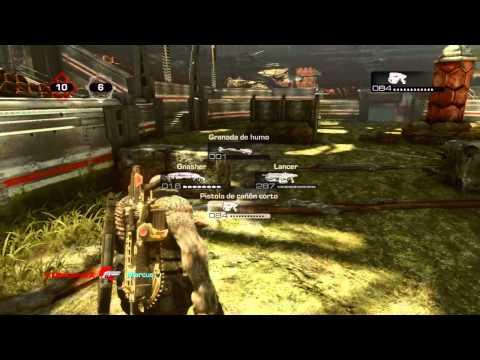 GUÍA para principiantes - Gears of War 3 multijugador.
