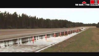 UNIROYAL RAIN SPORT 3 Technical Tyre Videos