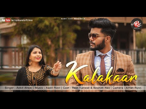 Based On Real Love Story | Yaar Tera Kalakaar | New Punjabi Song | Ankit Aheer | 2019