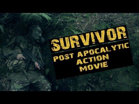 SURVIVOR - post apocalyptic action movies (DUB STEP)