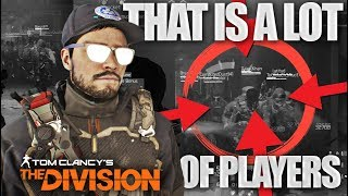 The Division THIS LOBBY WAS ACTUALLY INSANE ROGUE POLICE