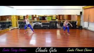 MICKY - Hay Amor - CUMBIA - Zumba fitness & toning by Claudiu Gutu