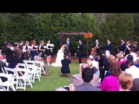 "Justin Bieber - ""Baby"" Wedding Ceremony Surprise"