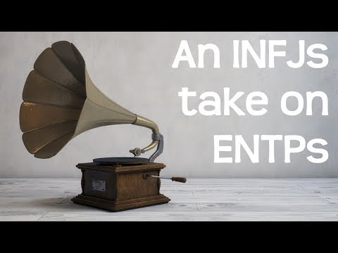 INFJs take on ENTPs