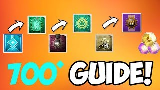 700 Power Guide For Non Full Time Players Season Of The Drifter Destiny 2