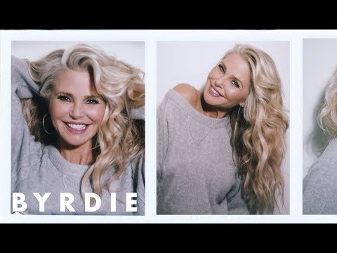 Supermodel Christie Brinkley Shares Her Beauty Secrets | Just Five Things | Byrdie
