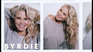 Supermodel Christie Brinkley Shares Her Beauty Secrets | Just Five Things | Byrdie