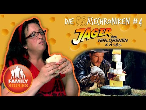 Jäger des verlorenen Käses |Hilfe - Ich bin käsesüchtig! | Family Stories