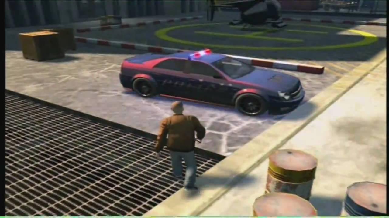 GTA 4 TBoGT - NEW SECR...