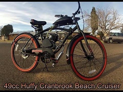 its alive 49cc huffy cranbrook beach cruiser youtube. Black Bedroom Furniture Sets. Home Design Ideas