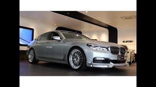 BMW740i エナジーコンプリートカー 21AW コーディングローダウン ACC 2016年 1万1千km 3000cc 438万円 カスタム例 ガレージエブリン