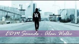 EDM Sounds Alan Walker. Best ADM 2016. 2017 Video