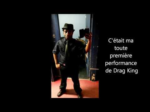 Vlog de pvtiste au Canada - Drag King d'un soir au Cabaret Mado (English subtitles)