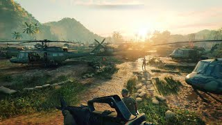 """Call of Duty: Black Ops Cold War - Vietnam Song Music Video: """"Another Day In Vietnam"""""""