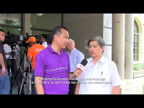 中国之窗ChinaTV(5月8日) 巴拿马受害华人葬礼现场报道