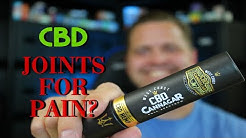 CBD Hemp Joints For Pain?