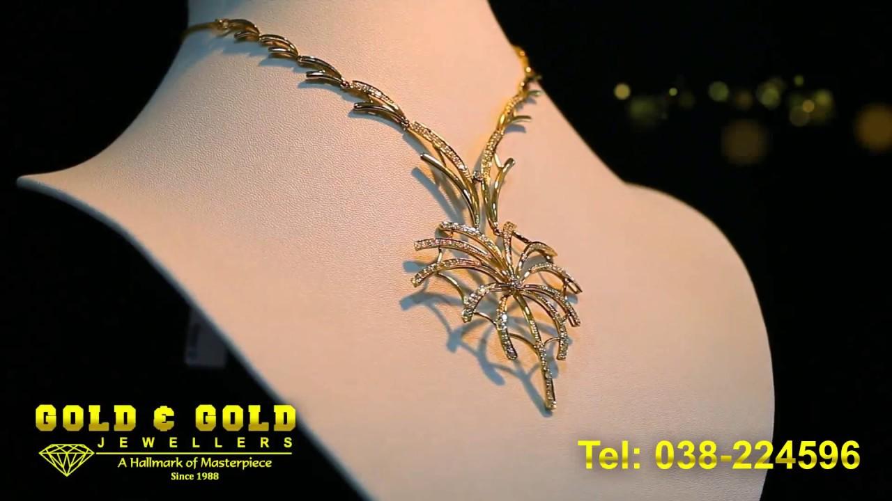 Gold & Gold Jewellers Srilanka - YouTube