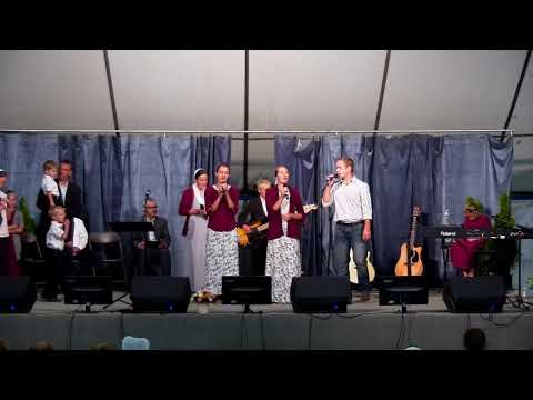 #8 - Special Singing - Mel Stoltzfus Family - 08-19-2018 (PM)