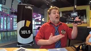 CIBL 101,5 La Matinale - Le billet de Tommy Gaudet