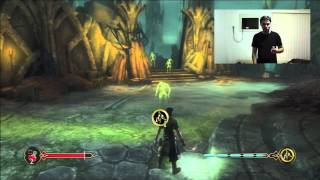 Sorcery PS3 & PSMove - Video Comentado (pt BR)