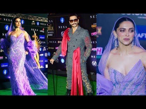 Omg ! Ranveer Singh and Deepika MACHO  entry together at IIFA Awards 2019 Mp3