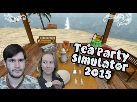party tea игра