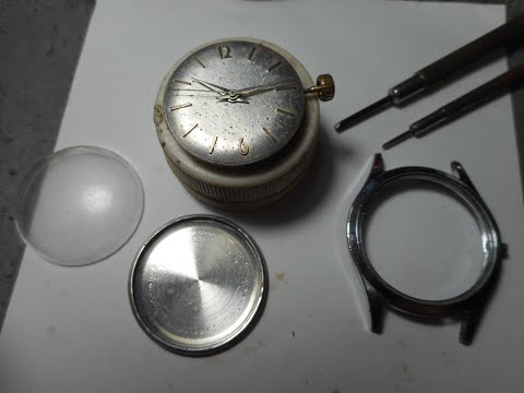anglo swiss cavalry  eta 2390 movement  mechanical watch