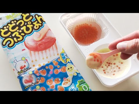 [DIY Kit] Dodotto Tsubupyon: Cola Flavoured Jelly & Foam | Kracie