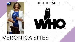 Live on the Radio in Des Moines | Veronica Sites