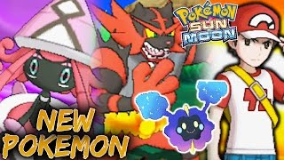 STARTER POKEMON FINAL EVOLUTIONS, TAPU FORMS & RED IN ALOLA! - Pokemon Sun & Moon LIVE Reaction