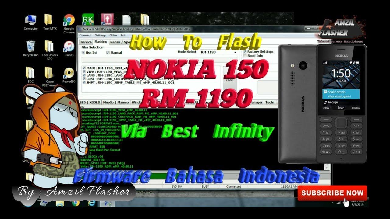 🔥 Download Firmware Nokia 225 RM-1011 BI Only - Free Tutorial