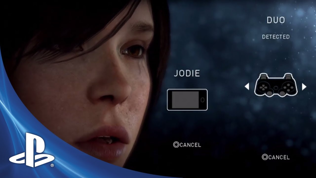 BEYOND: Two Souls - Beyond Touch Introduction