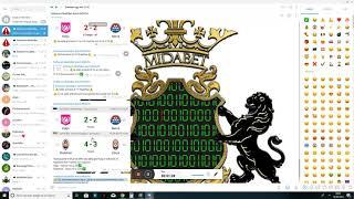 [SOFTWARE SCOMMESSE VALUEBET] Vinti 200,00€ in 1 giorno con MathBet mentre tutti hanno perso