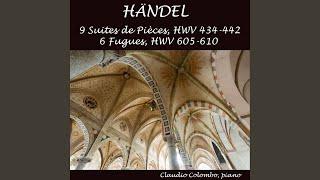 Suite de pièces No. 3 in D Minor, HWV 436: IV. Gigue