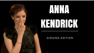 The best of Anna Kendrick (singing edition) YouTube Videos