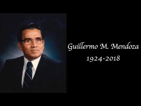 Pastor Guillermo Mendoza Tribute