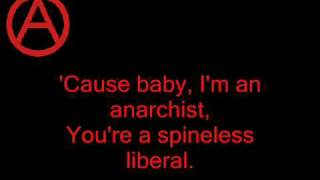 against me baby i m an anarchist MP3