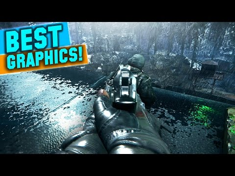 Top 10 Upcoming BEST GRAPHICS GAMES (2016 - 2017)