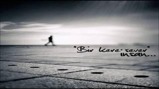 Ali baran aşk yalanmış sevda yalan sözleri