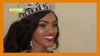 BEYOND BEAUTY   Wavinya emerged 6th in Miss World Beauty pageant